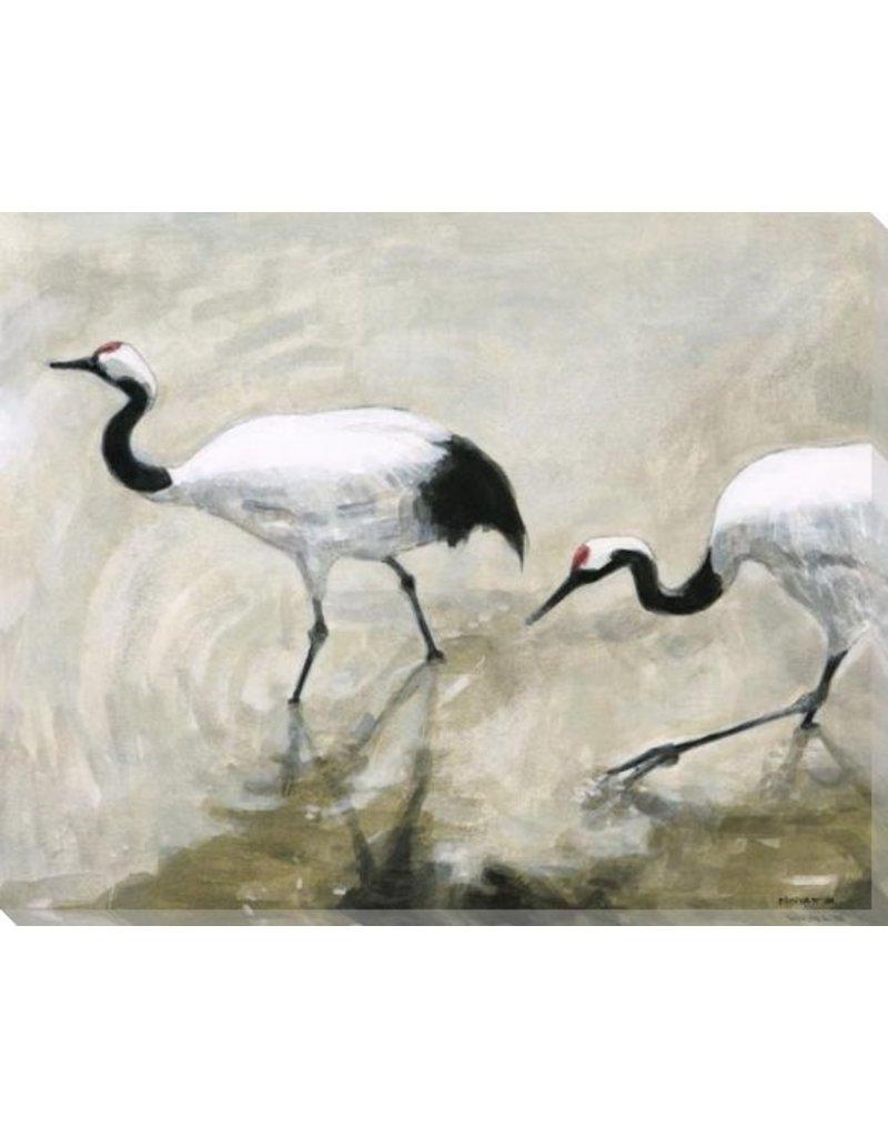 Art Classics Wading Cranes