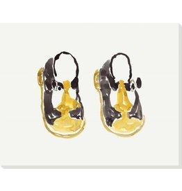Art Classics Yellow Shoes