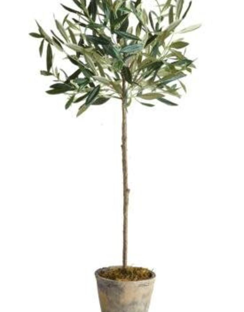 "Napa Home and Garden Napa 30"" Olive Tree Potted Decor"