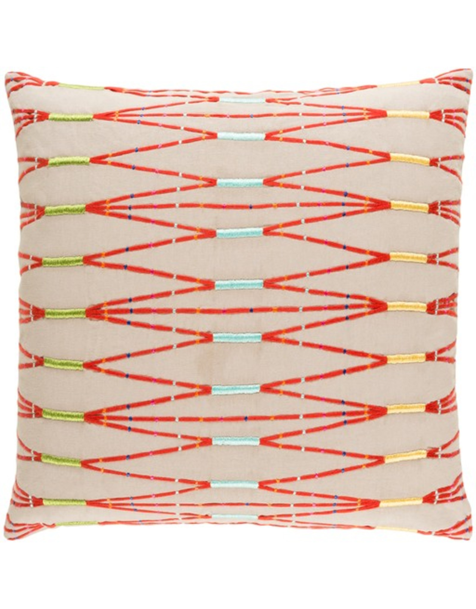 Surya Kikuyu Pillow 20X20
