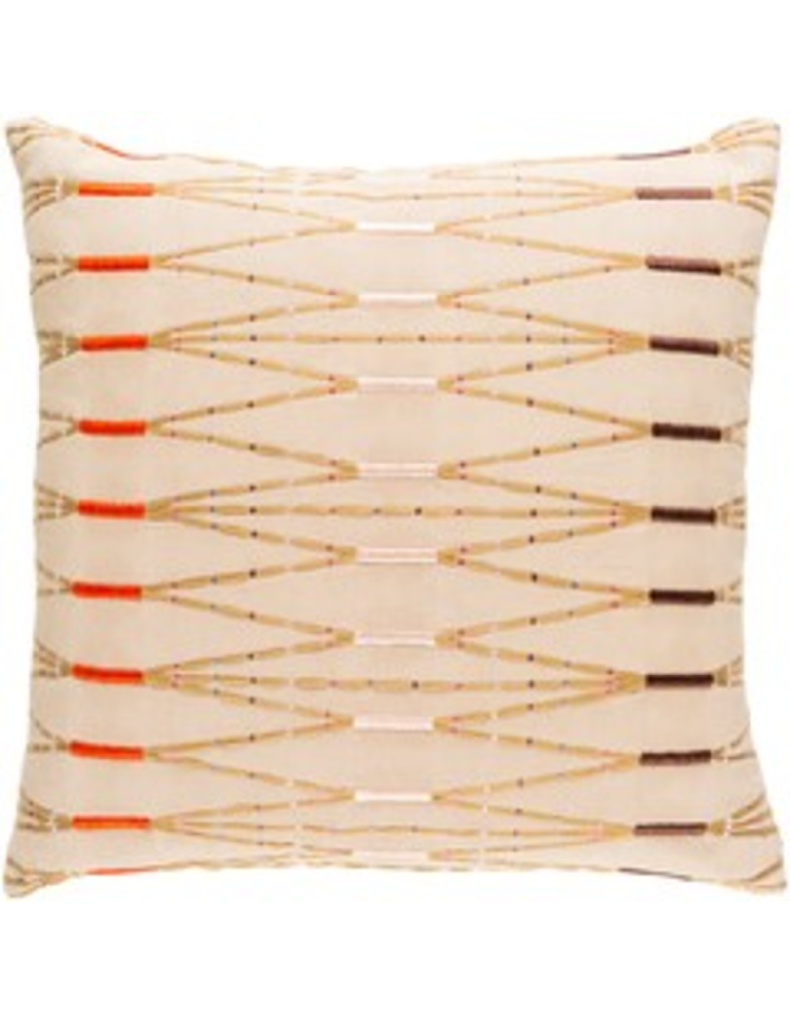 Surya Kikuyu Pillow 18X18