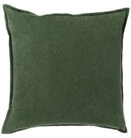 Surya Surya Velvet Dark Green 18x18 Pillows