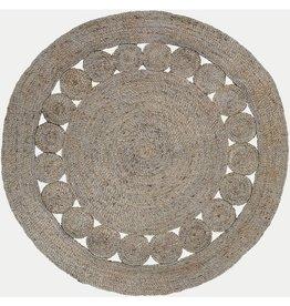 Surya Sundaze Round Rug 5'