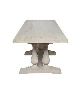 Classic Home Windsor Dining Table 130""