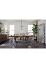 Classic Home Alexander Extended Dining Table