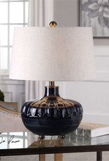 Uttermost Levane Table Lamp in Oil Rubbed Bronze