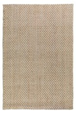 Classic Home Basket Weave Natural Ivory 2x3