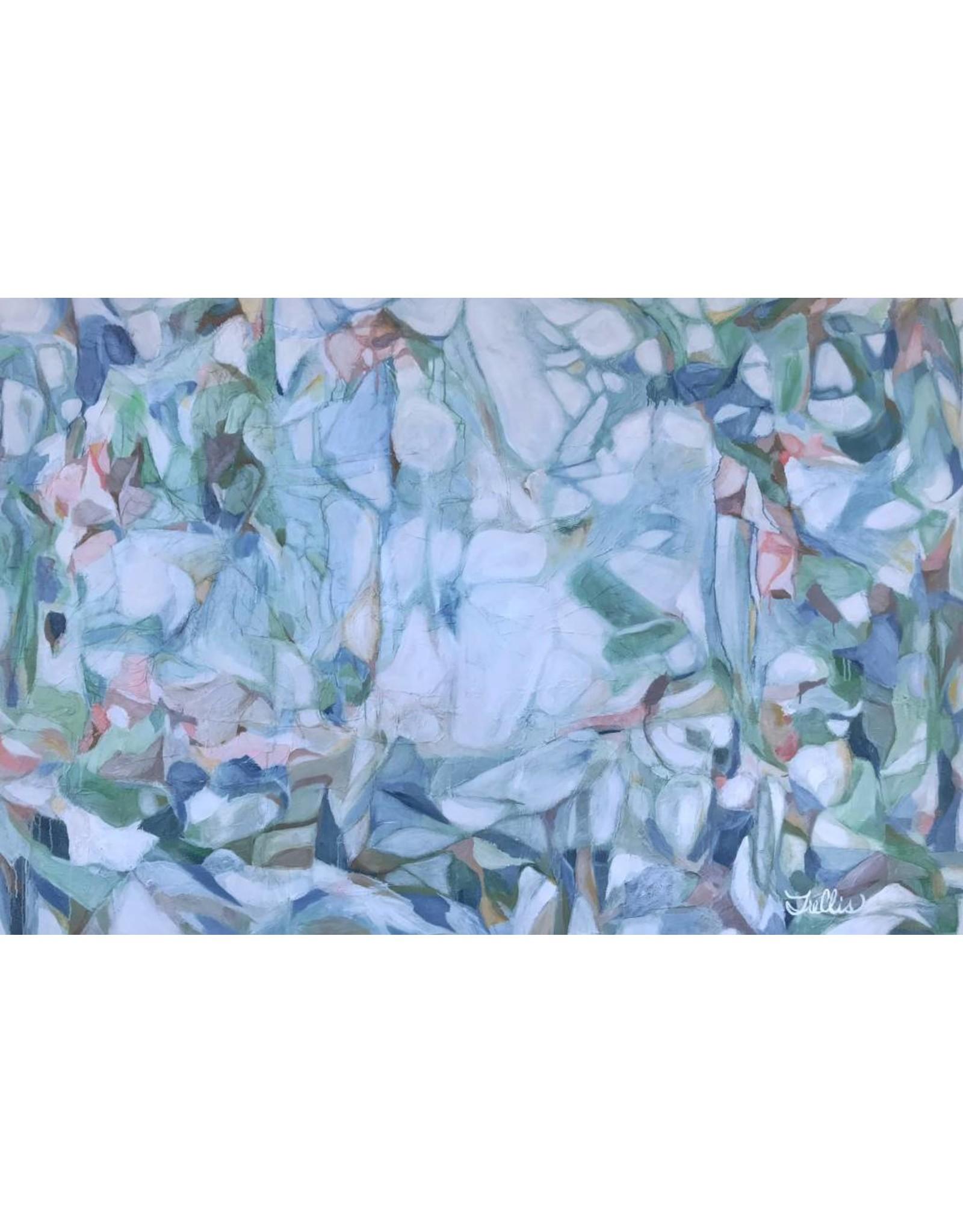 Trellis' Art Abstract 2A Euphoria