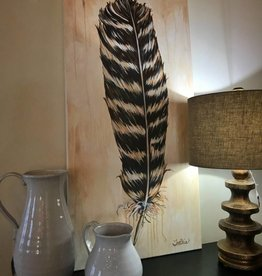 Trellis' Art Wild Turkey Feather