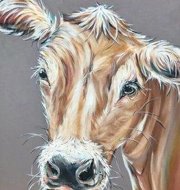 Trellis' Art Ol' Bessie