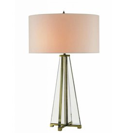 Currey and Company Currey and Company: Lamont Table Lamp