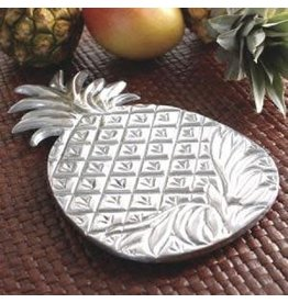 India Handicrafts Pineapple Trivet, 12