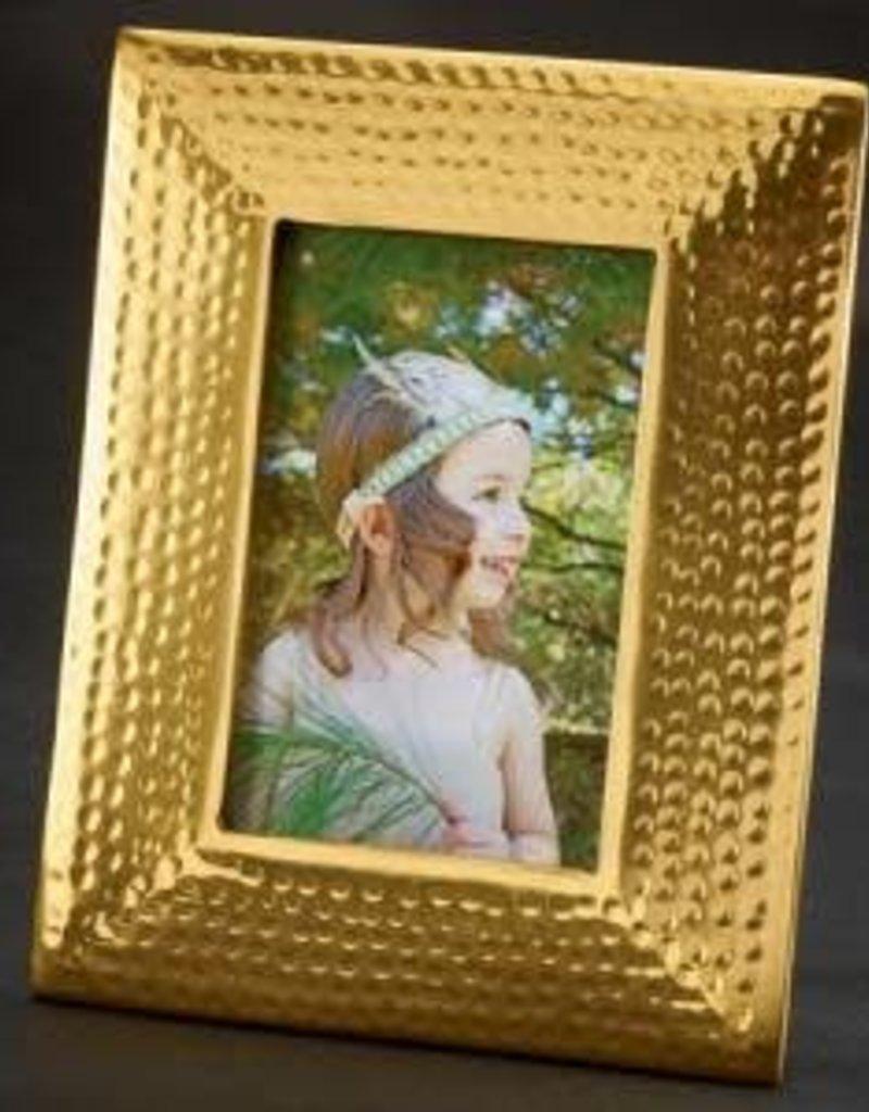 Gilded Hammered Frame, 4