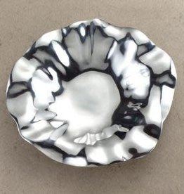 India Handicrafts Free Form Shallow Bowl, 3