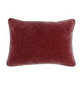 Classic Home Heirloom Velvet Red