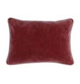 Classic Home Heirloom Velvet Red
