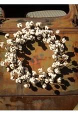 ParkHill Large Cotton Wreath