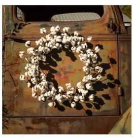 ParkHill Large Cotton Wreath