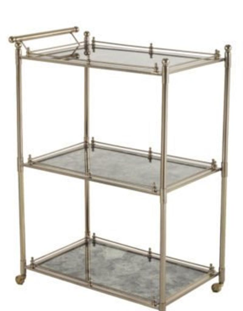 Gabby Lloyd bar cart
