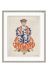 Soicher Marin Silk Scroll, Man