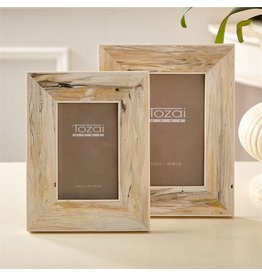 TOZAI Marble Photo Frames 4x6