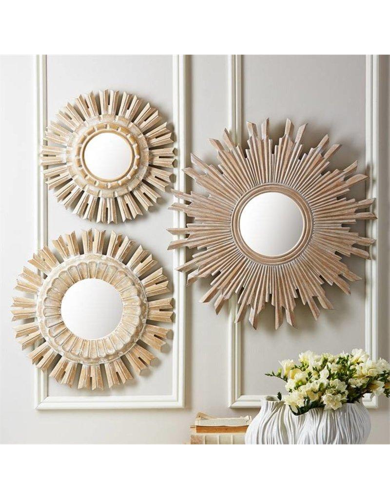 TOZAI Sunburst Pickled Mirror- Medium