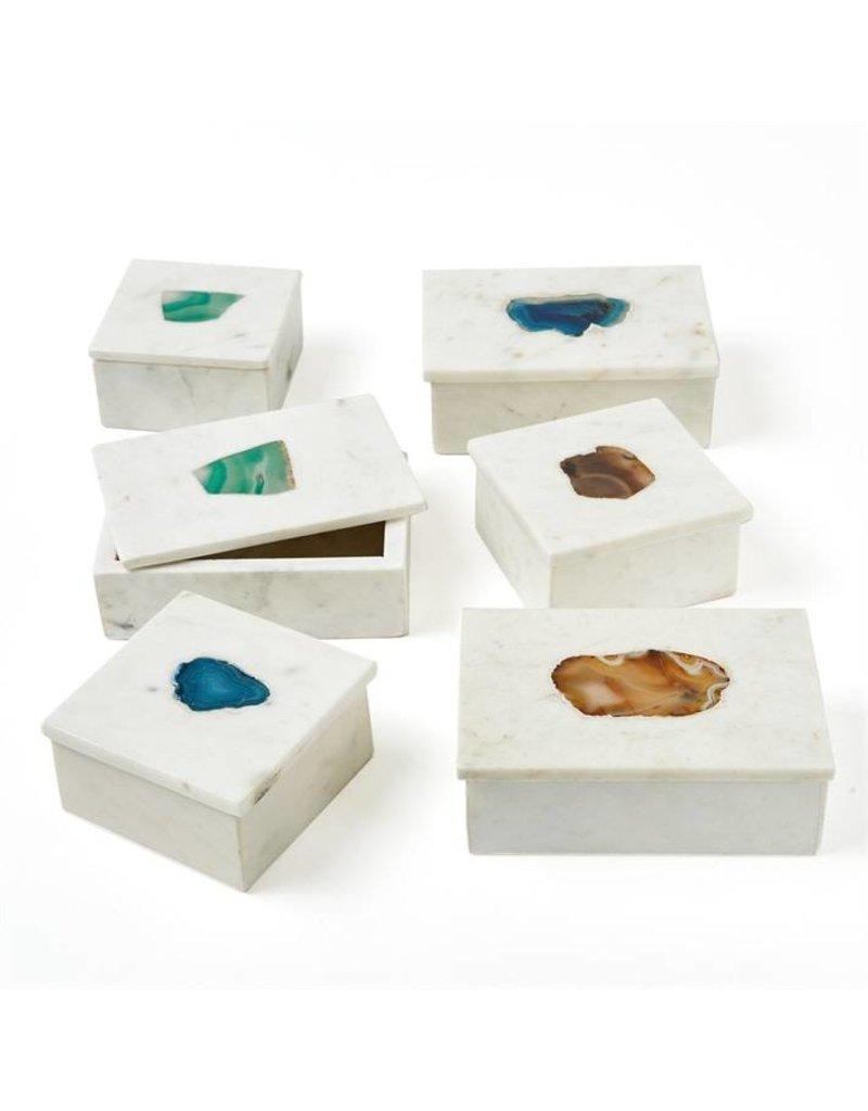 TOZAI Marble Rect Box large