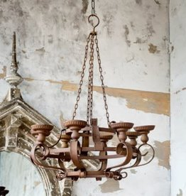 ParkHill Rusty Chandelier- Park Hill