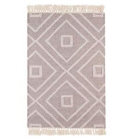 Dash and Albert Mali Grey Indoor/Outdoor Rug 2.5x8