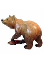 Consign Brown Bear Sculpture