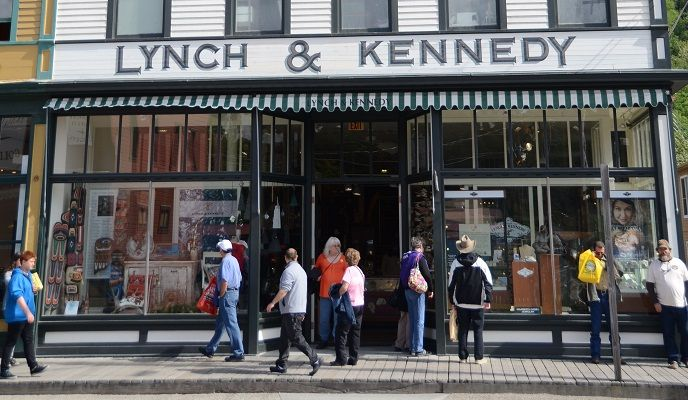 Grand Re-Opening  Lynch & Kennedy web store
