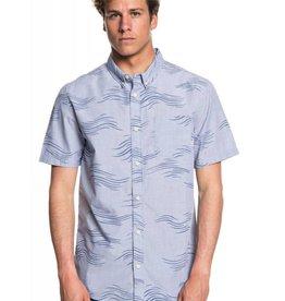 Quiksilver Quiksilver Valley Groove Short Sleeve Shirt