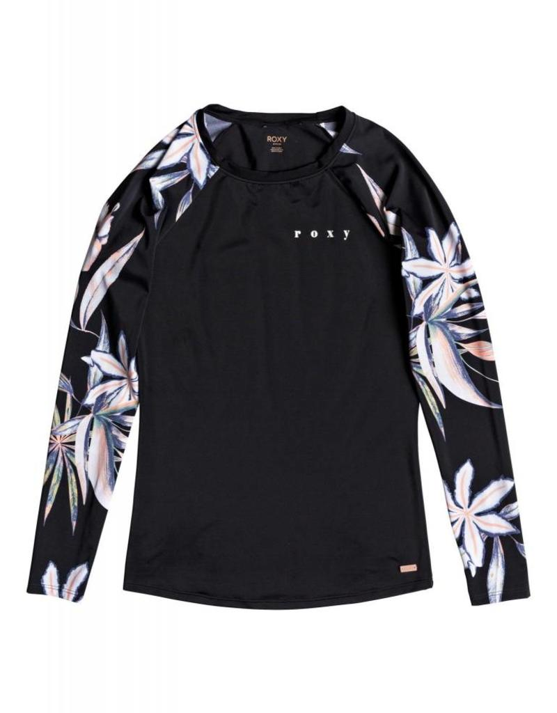 Roxy Roxy Find Your Wild Long Sleeve Rashguard