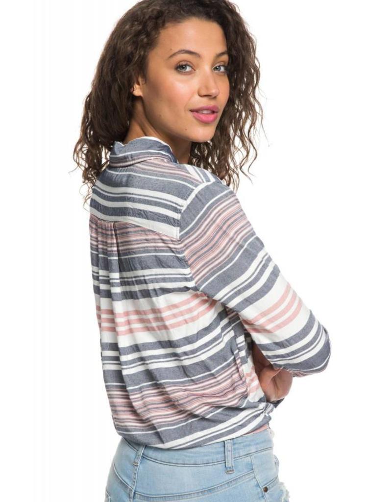 Roxy Roxy Emerald Earth Long Sleeve Shirt