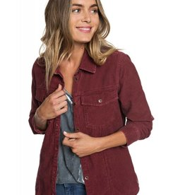Roxy Roxy The Edge of Wilderness Long Sleeve Corduroy Shirt