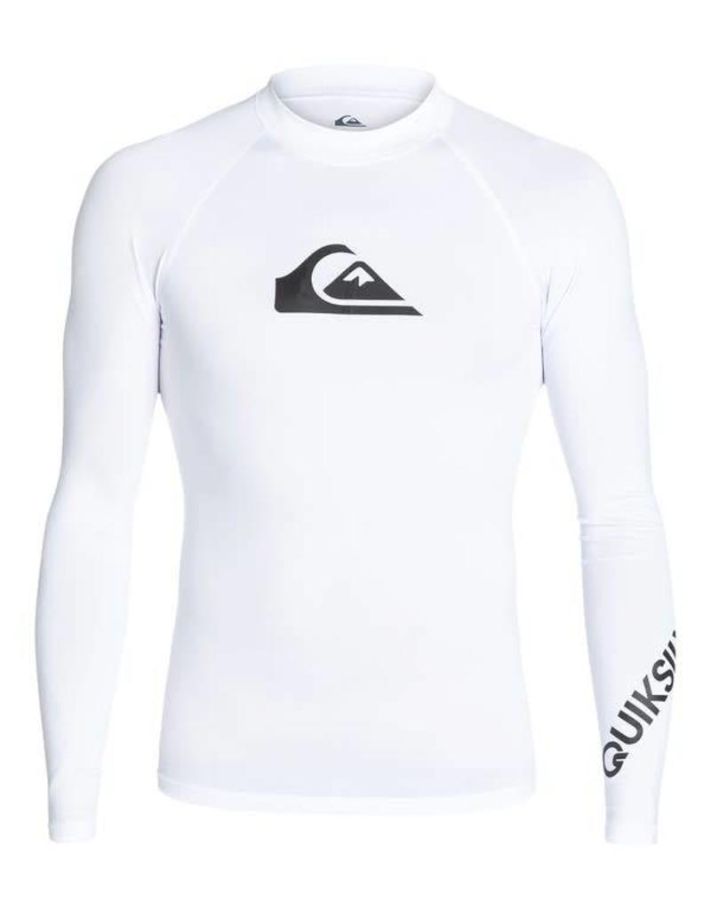 Quiksilver Quiksilver All Time Long Sleeve UPF 50 Rash Guard