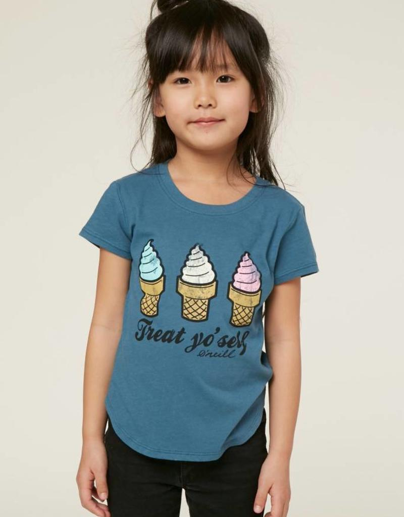 O'Neill O'Neill Little Girls Sweet Treat Tee
