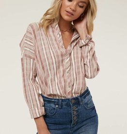 O'Neill O'Neill Arlow Stripe Top