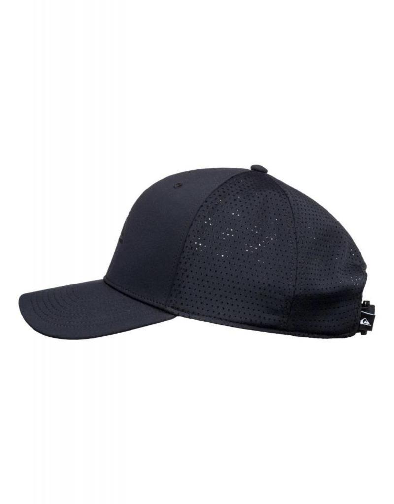 Quiksilver Quiksilver Tech Stashin Technical Baseball Hat