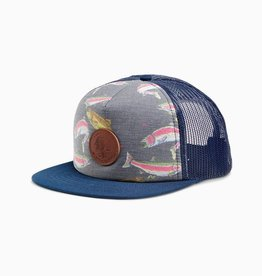 Roark Roark Hobo Nickel Trucker Snapback Hat