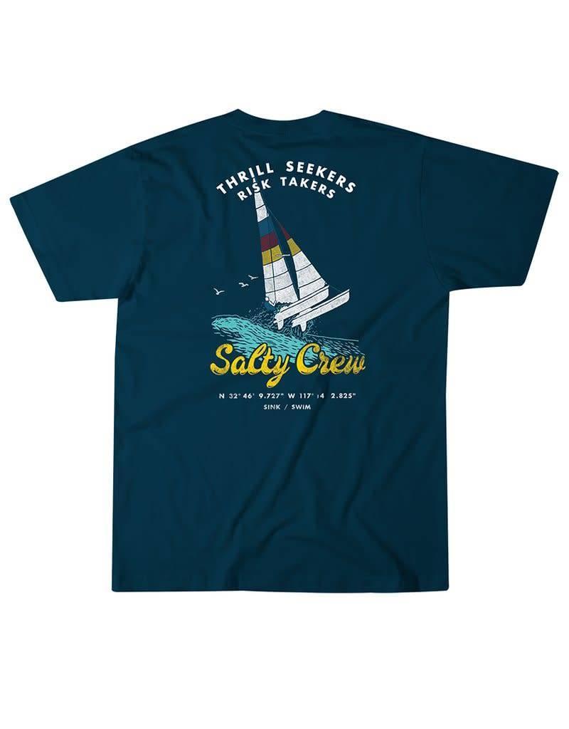 Salty Crew Salty Crew Wildcat S/S Tee