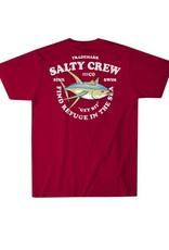 Salty Crew Salty Crew Hotline S/S Tee