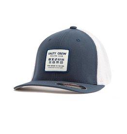 Salty Crew Salty Crew Yacht Club Retro Trucker Hat