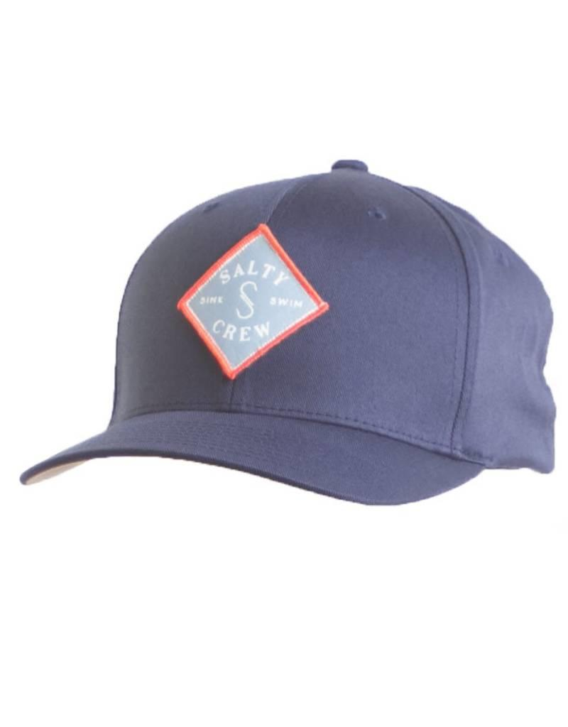 Salty Crew Salty Crew Tippet Stamped 6 Panel Hat