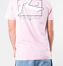 Rusty TV Screen 7 Wash Short Sleeve Tee