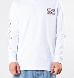 Rusty TV Screen 7 Long Sleeve Tee