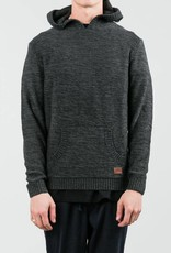 Rusty Skyliner Hooded Knit