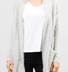 Rusty Butter Cardigan Knit