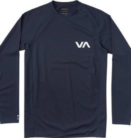 RVCA Boy's Long Sleeve Rashguard