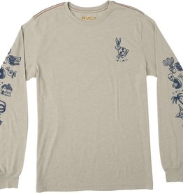 RVCA Sketchbook Long Sleeve T-Shirt